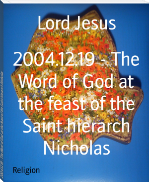 2004.12.19 - The Word of God at the feast of the Saint hierarch Nicholas