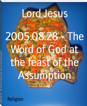 2005.08.28 - The Word of God at the feast of the Assumption