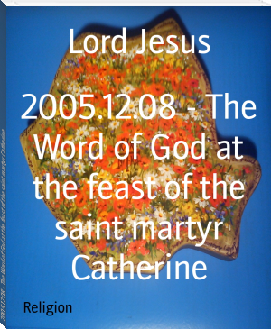2005.12.08 - The Word of God at the feast of the saint martyr Catherine
