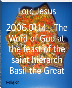 2006.01.14 - The Word of God at the feast of the saint hierarch Basil the Great