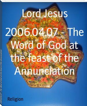 2006.04.07 - The Word of God at the feast of the Annunciation