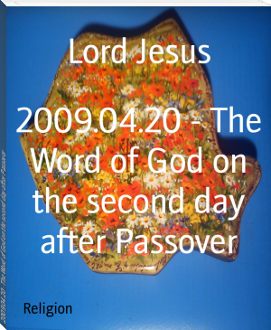 2009.04.20 - The Word of God on the second day after Passover