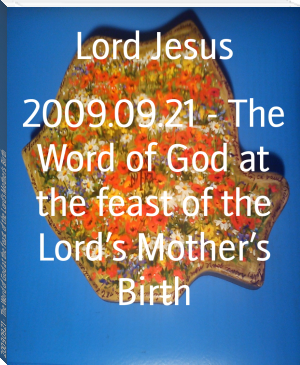 2009.09.21 - The Word of God at the feast of the Lord's Mother's Birth