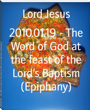 2010.01.19 - The Word of God at the feast of the Lord's Baptism (Epiphany)