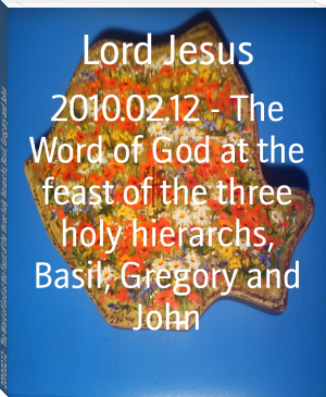 2010.02.12 - The Word of God at the feast of the three holy hierarchs, Basil, Gregory and John