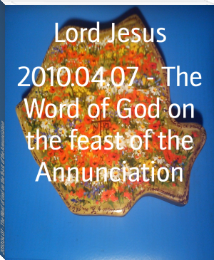 2010.04.07 - The Word of God on the feast of the Annunciation