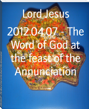 2012.04.07 - The Word of God at the feast of the Annunciation
