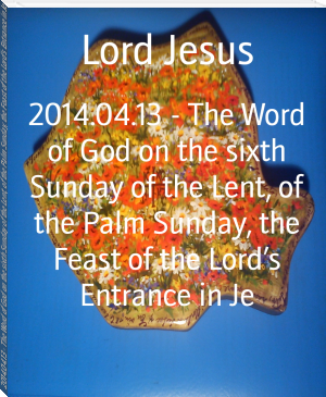 2014.04.13 - The Word of God on the sixth Sunday of the Lent, of the Palm Sunday, the Feast of the Lord's Entrance in Je