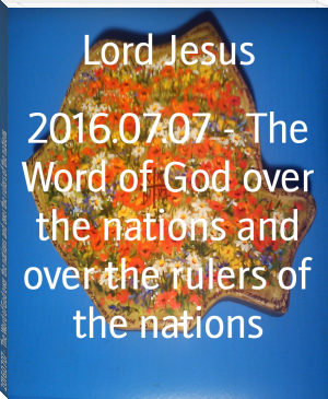2016.07.07 - The Word of God over the nations and over the rulers of the nations