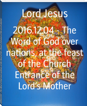 2016.12.04 - The Word of God over nations, at the feast of the Church Entrance of the Lord's Mother