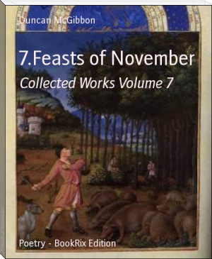 7.Feasts of November