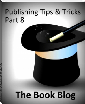 Publishing Tips & Tricks Part 8: The Book Blog