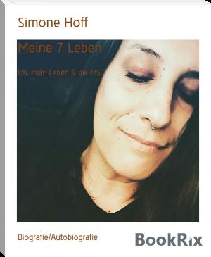 """Buchcover Simon Plaschke - """"Meine 7 Leben"""""""