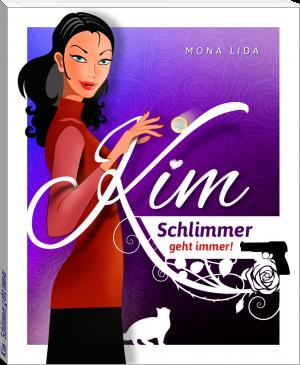 """Buchcover Mona Lida - """"Kim - Schlimmer geht immer"""""""