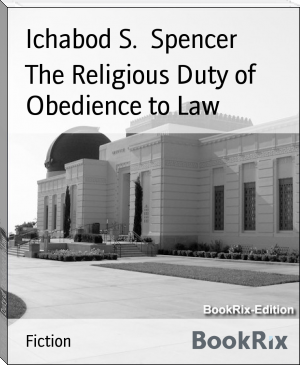 The Religious Duty of Obedience to Law