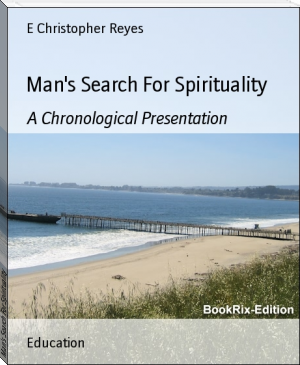 Man's Search For Spirituality