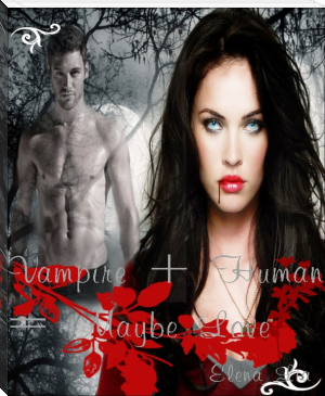 Vampire + Human = Maybe  Love