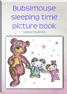 Bubsimouse sleeping time picture book