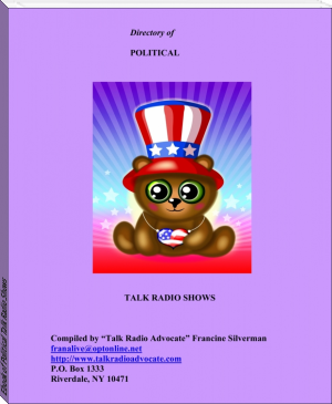 Ebook of Political Talk Radio Shows