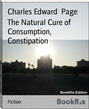 The Natural Cure of Consumption, Constipation