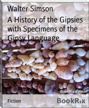 A History of the Gipsies  with Specimens of the Gipsy Language