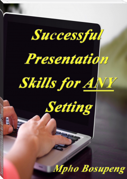 Successful Presentation Skills for ANY Setting