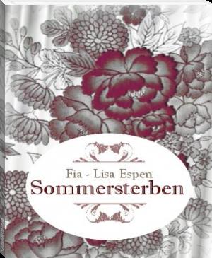 """Buchcover Fia-Lisa Espen - """"Sommersterben"""""""