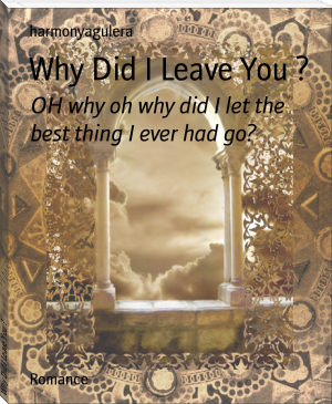 Why Did I Leave You ?