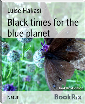 Black times for the blue planet