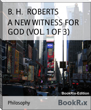 A NEW WITNESS FOR GOD (VOL. 1 OF 3)