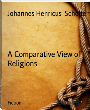 A Comparative View of Religions