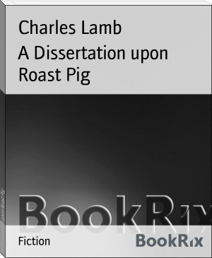 A Dissertation upon Roast Pig