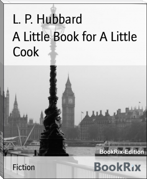 A Little Book for A Little Cook