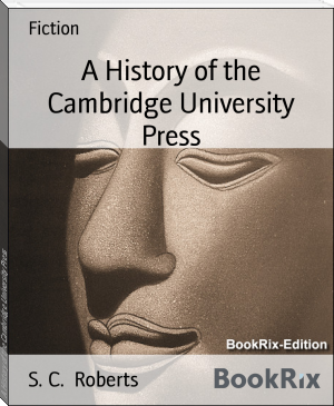 A History of the Cambridge University Press