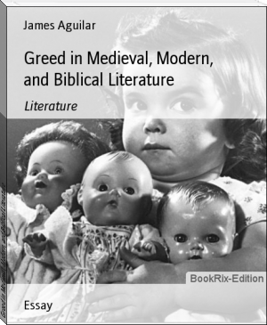 Greed in Medieval, Modern, and Biblical Literature