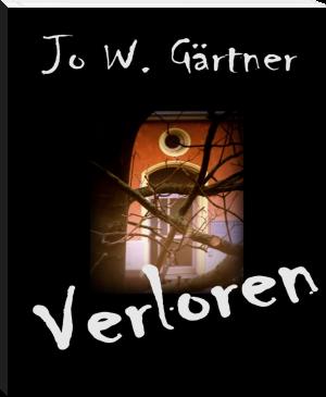"Buchcover Jo W. Gärtner ""Verloren"""