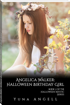 Angelica Walker: Halloween Birthday Girl (Book 1 of The Halloween Mystic Series)