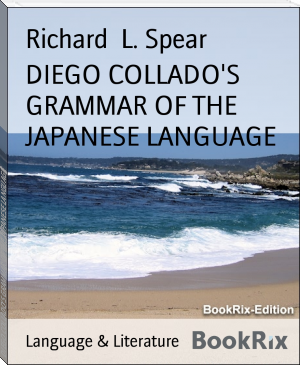 DIEGO COLLADO'S GRAMMAR OF THE JAPANESE LANGUAGE