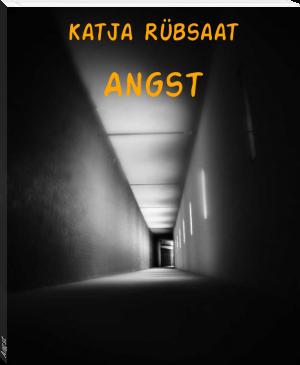 """Buchcover Katja Rübsaat """"Angst"""""""