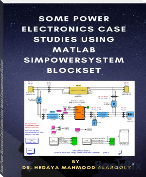 Some Power Electronics Case Studies Using Matlab Simpowersystem Blockset