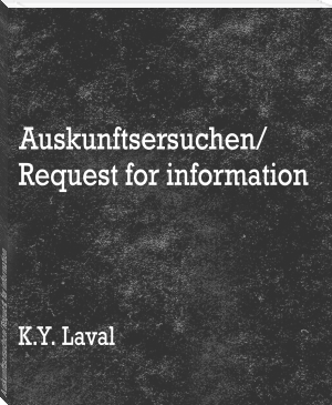 Auskunftsersuchen/Request for information