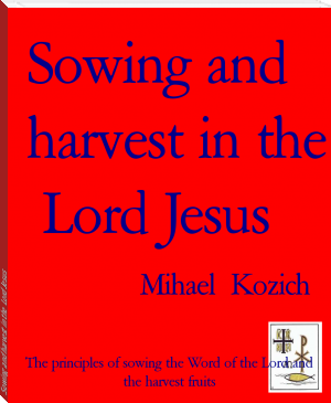 Sowing and harvest in the  Lord Jesus