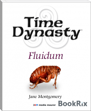 "Buchcover Jane Montgomery ""Time Dynasty"""