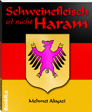 """Buchcover Mehmet Akyazi - """"Schweinefleisch ist nicht Haram"""""""