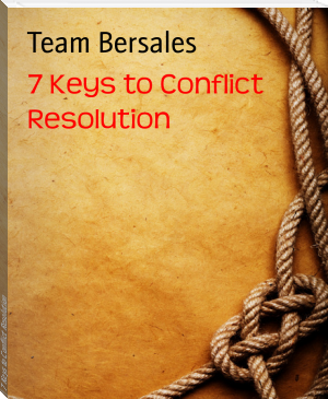 7 Keys to Conflict Resolution