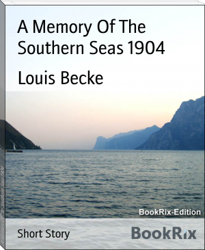 A Memory Of The Southern Seas 1904
