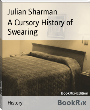 A Cursory History of Swearing