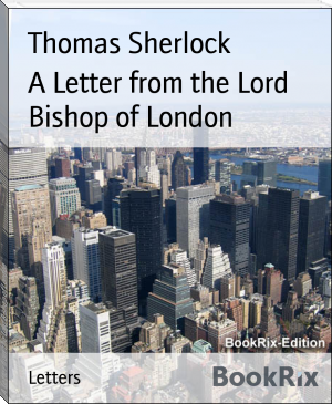 A Letter from the Lord Bishop of London