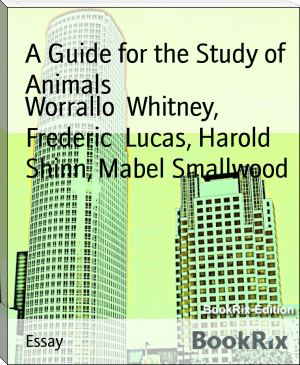 A Guide for the Study of Animals