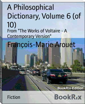 A Philosophical Dictionary, Volume 6 (of 10)